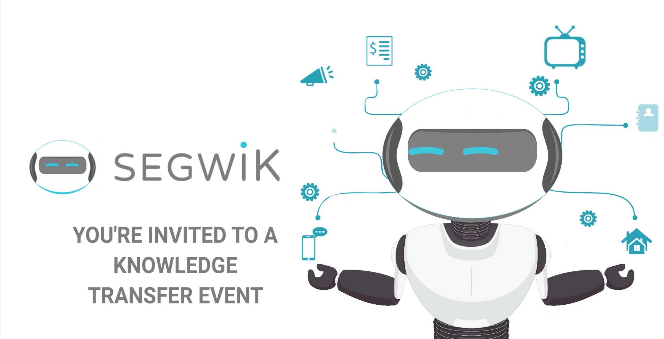 Segwik's First Knowledge Transfer Event